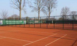 Gaashekwerk Tennisbaan